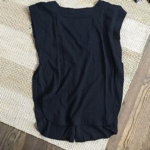 Zara collection tunic top